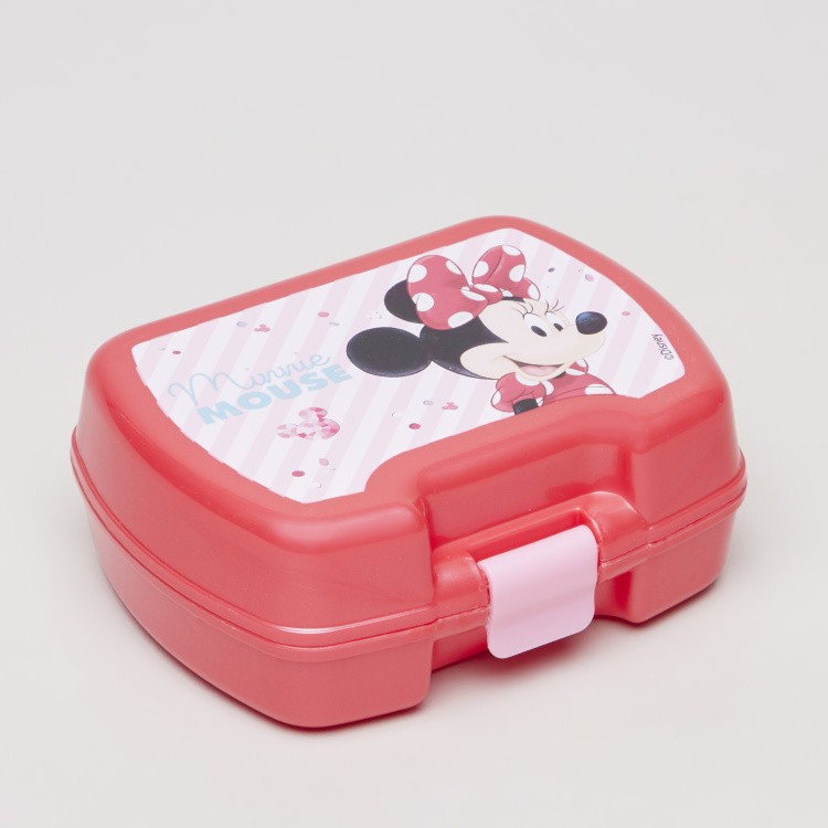 Disney Minnie Mouse Printed Snack Box