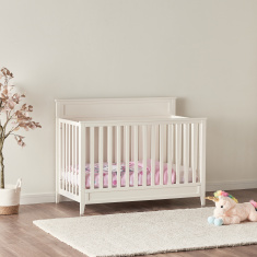Juniors Fairway 2-in-1 Crib - 130x70 cms