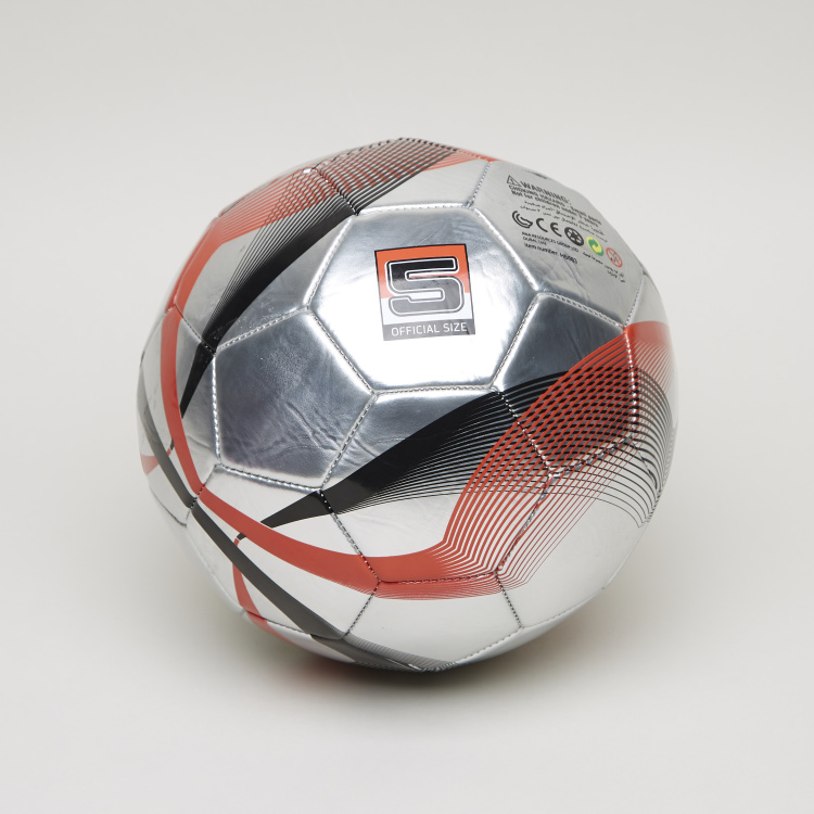 Printed Size 5 Football