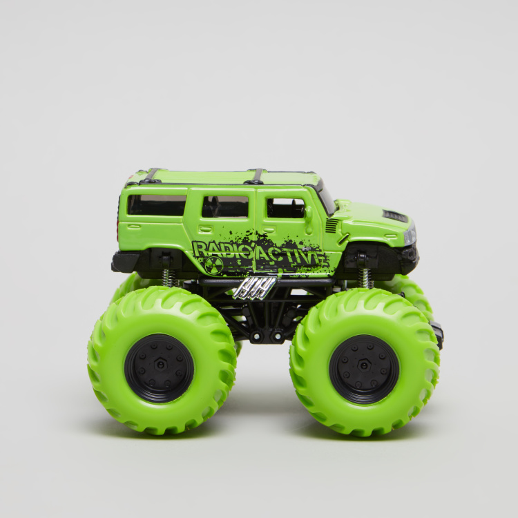Maisto Earth Shockers Car Toy