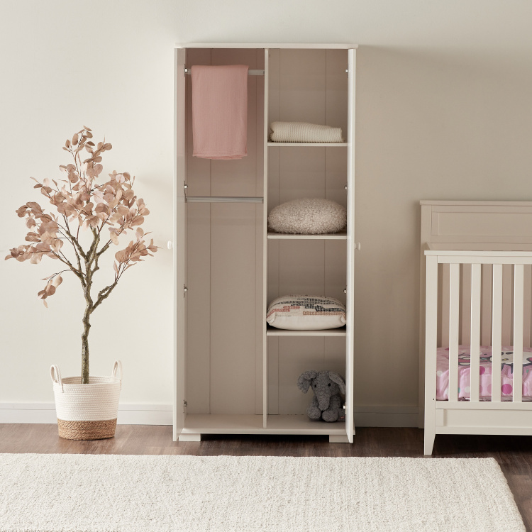 Juniors Fairway 2-Door Wardrobe