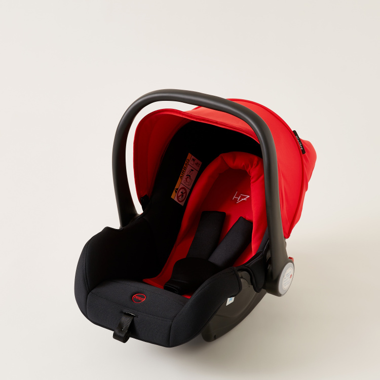Juniors Anne Car Seat with Adjustable Canopy
