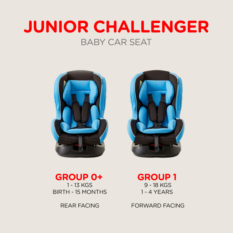 Juniors Challenger Baby Car Seat
