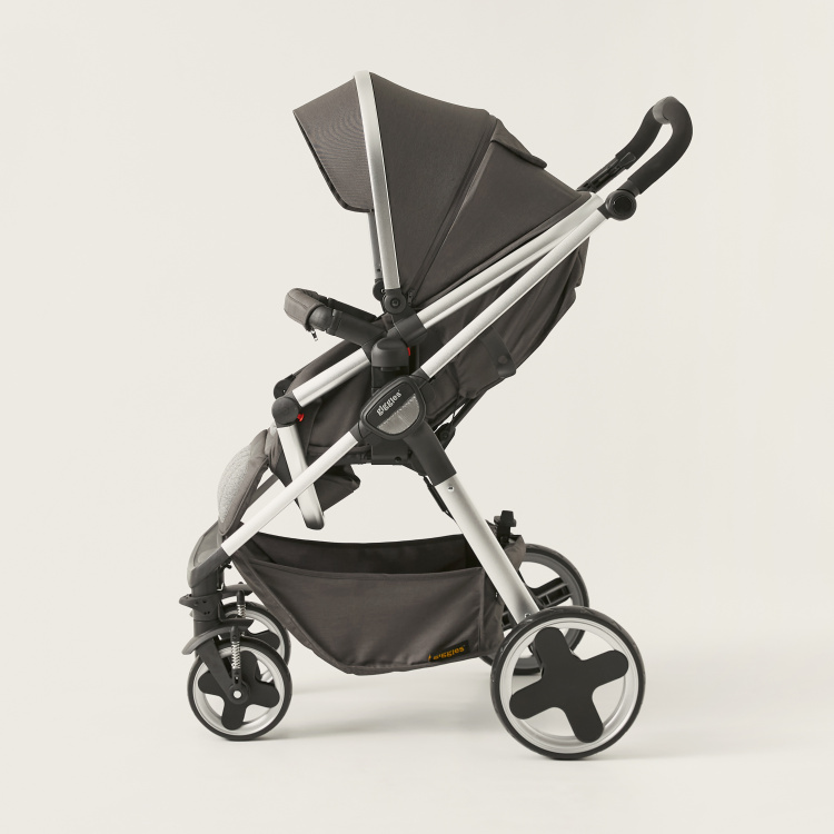 Giggles Tulip Stroller with Adjustable Canopy