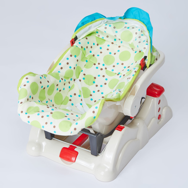 Juniors Diamond 4-in-1 Baby Seat Carry Cot