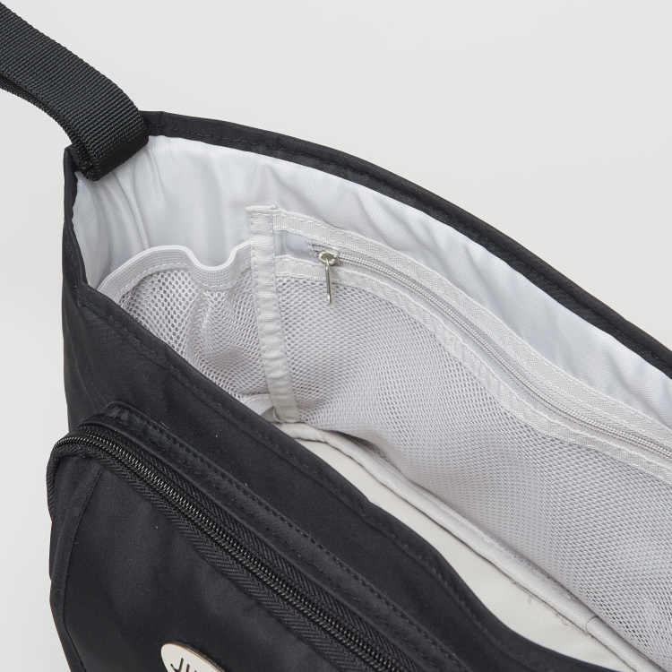 Juniors Stroller Hang Bag with Buckle Closure