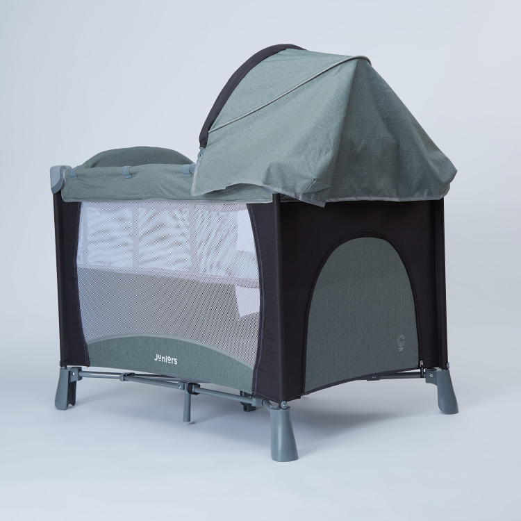 Juniors Devon Foldable Travel Cot