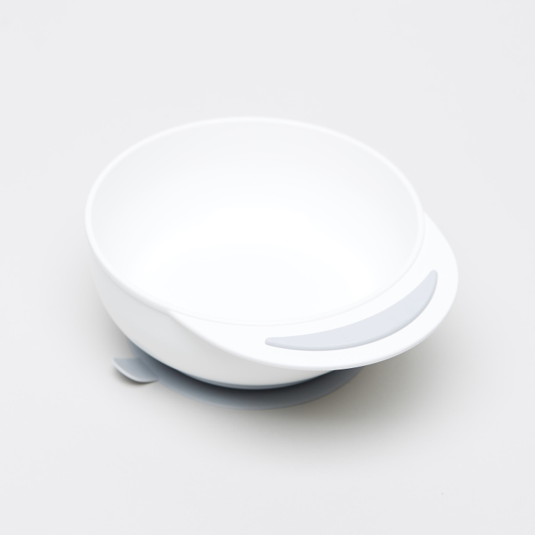 Juniors Suction Bowl with Lid