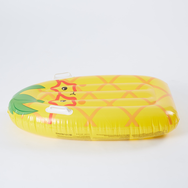 Bestway Pineapple Shaped Surf Buddy Pool Rider
