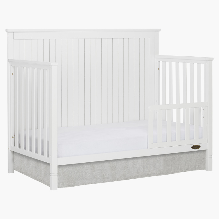 Dream On Me Alexa 3-in-1 Convertible Crib