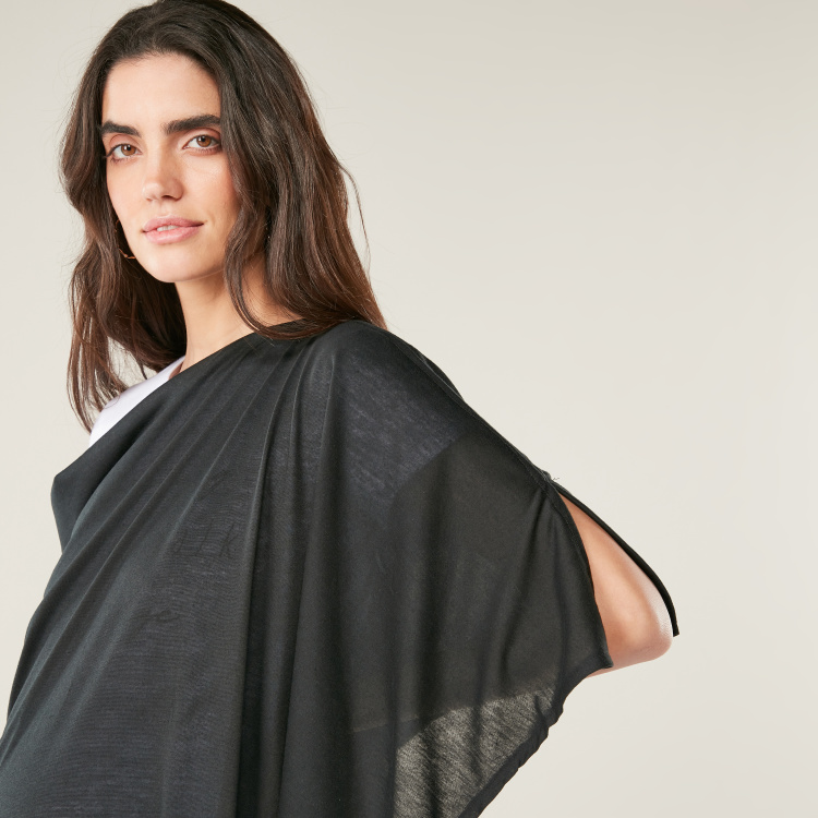 Giggles Solid 6-in-1 Nursing Poncho