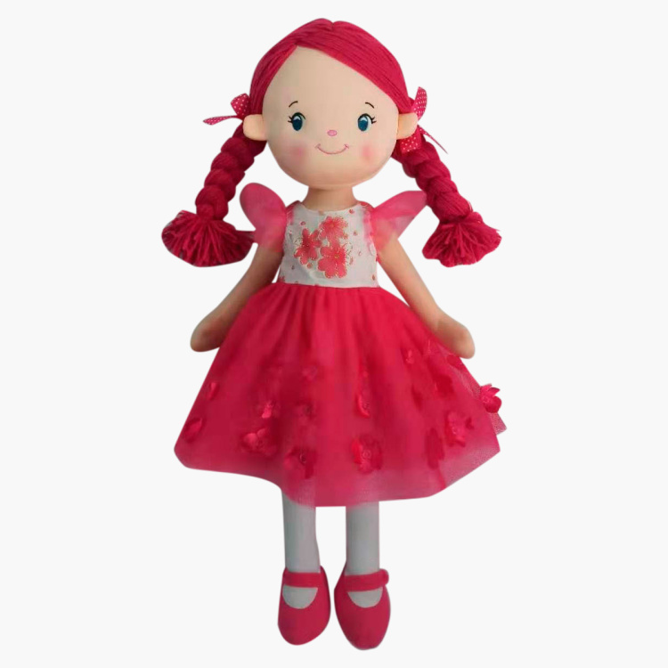 Juniors Plush Rag Doll