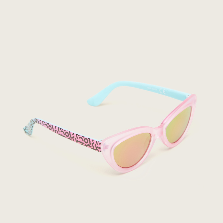 L.O.L. Surprise! Print Cat Eye Sunglasses