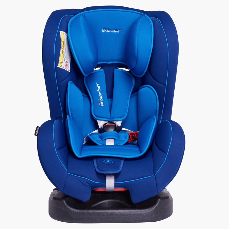 Kindcomfort Car Seat with 3 Reclining Positions