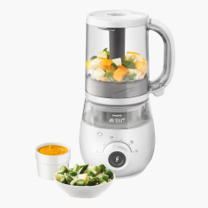 Philips Avent 4-in-1 Steamer and Blender