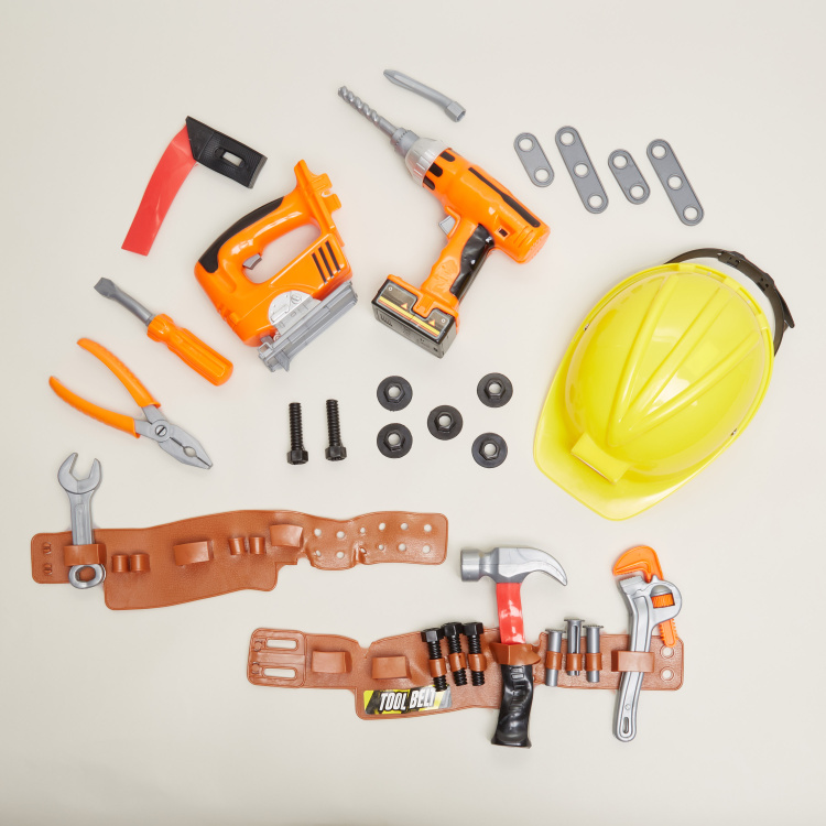 Powerline All-in-One Power Tool Set