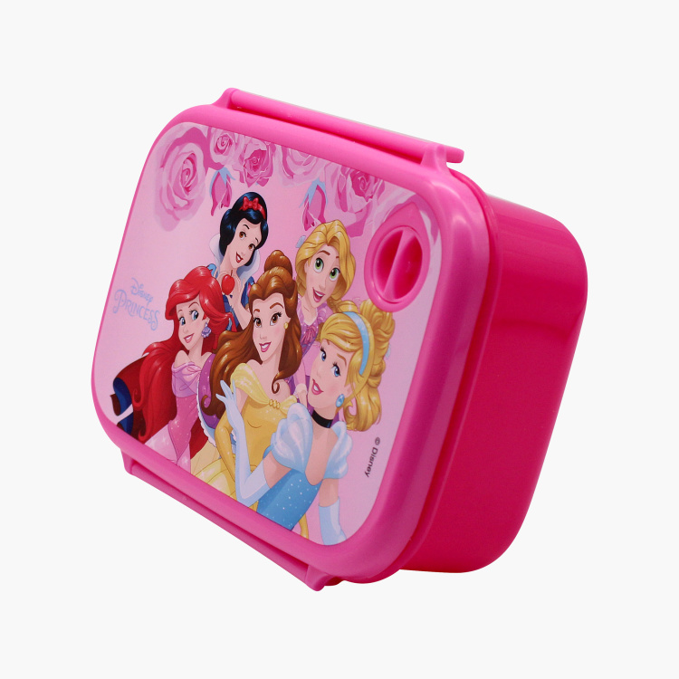 Disney Princess Print Lunch Box