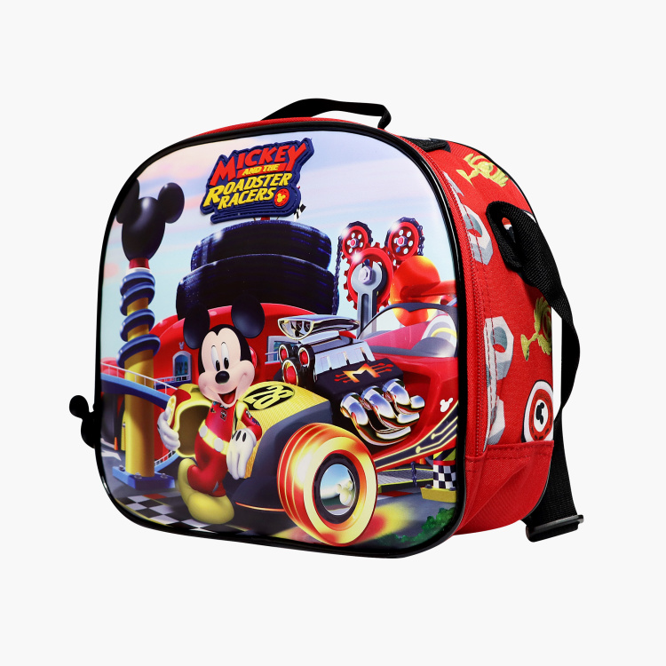 Disney Mickey Mouse Print Lunch Bag