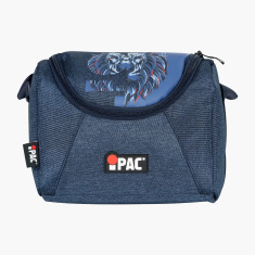 Simba iPac Graphic Print Lunch Bag with Carry Strap