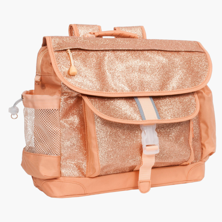 Bixbee Sparkalicious Gold Backpack