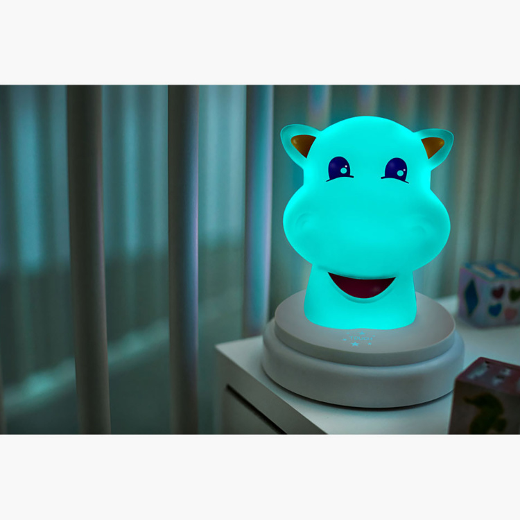 Alecto Hippo LED Night Light
