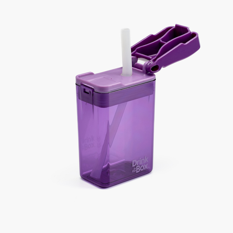 Drink in the Box Juice Container with Straw - 8 oz