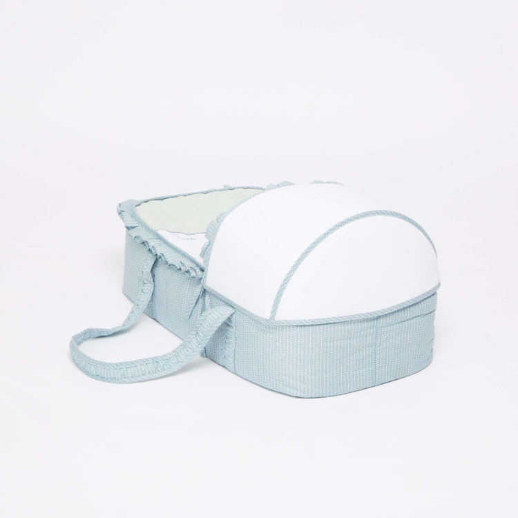 Juniors Jesse Lion Embroidered Carrycot