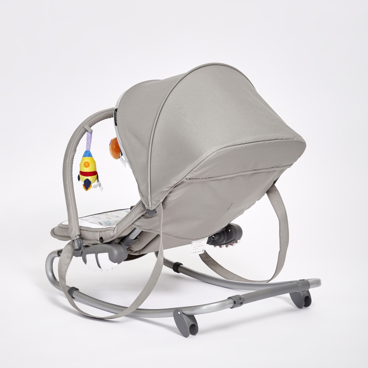 Juniors Tuff Deluxe Rocker with Removable Toy Bar