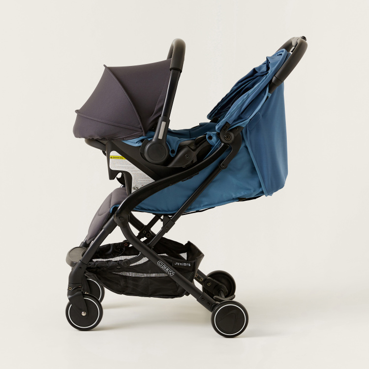 Juniors Crew 3 Fold Travel System