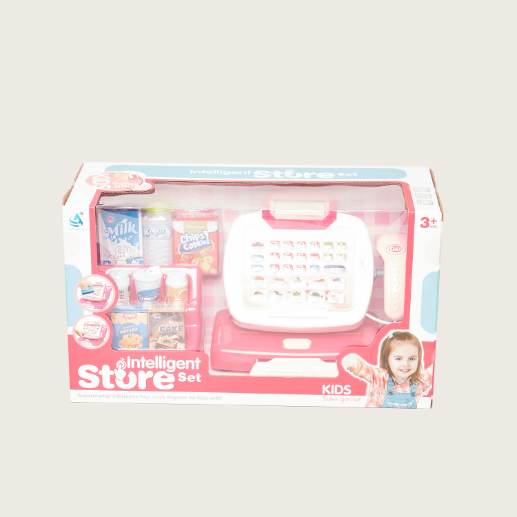 Intelligent Store Playset
