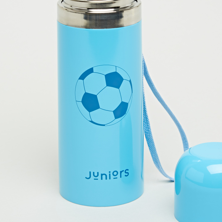 Juniors Printed Thermos Flask with Cap - 350 ml