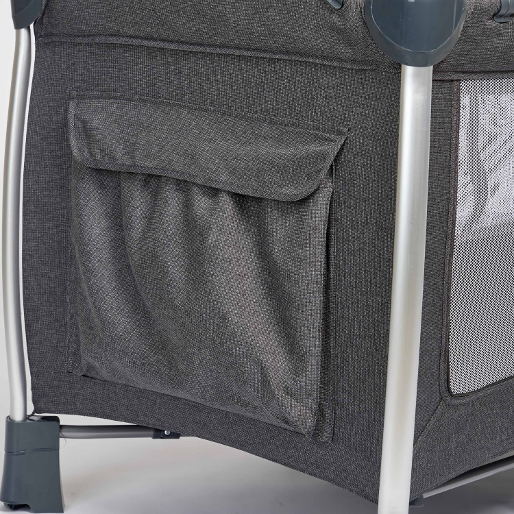 Giggles Bedford Travel Cot with Detachable Canopy