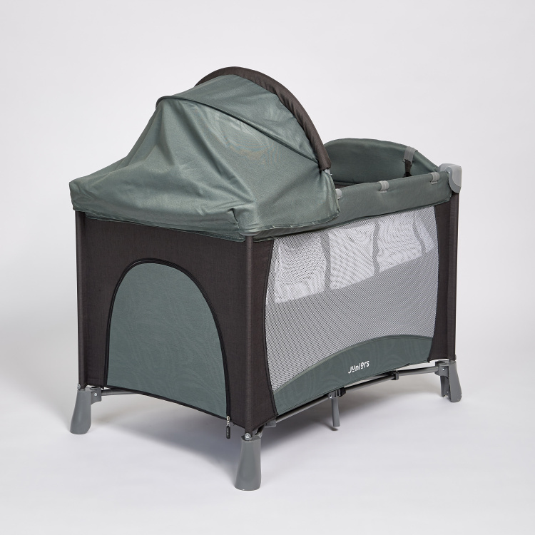 Juniors Devon Travel Cot with Canopy