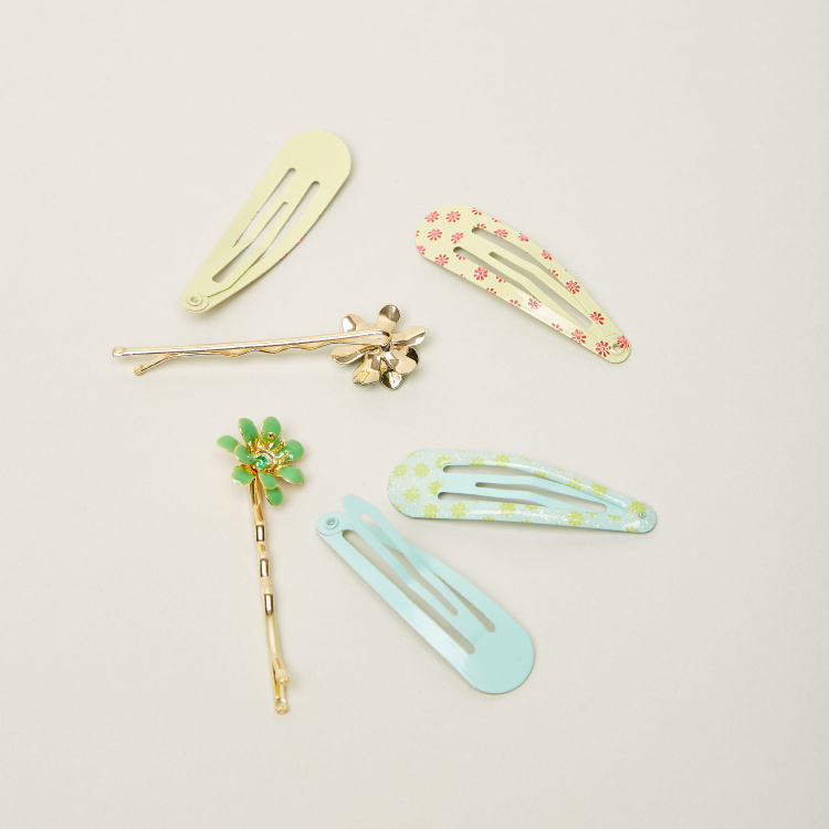 Charmz Assorted Hairpins - Set of 3