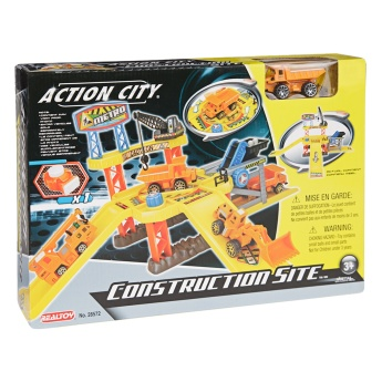 Action City Construction Site