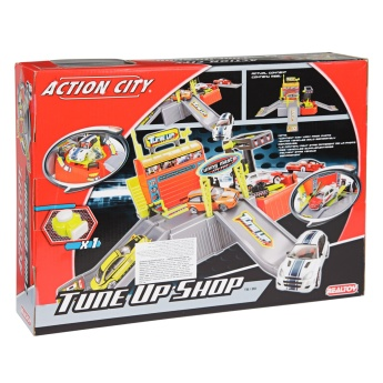 Action City Tune Up Shop