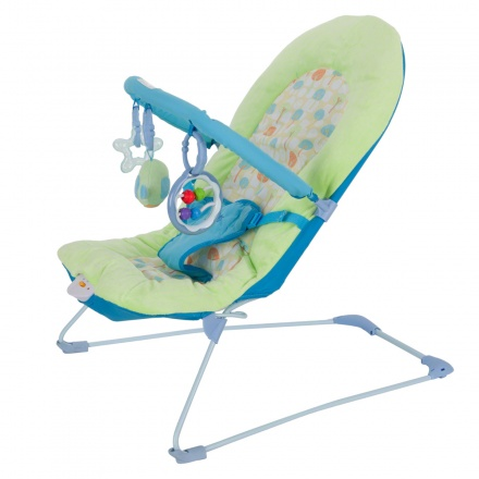 Juniors Plum Bouncer with Toy