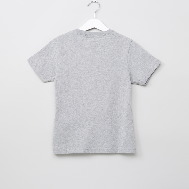 Bossini Round Neck Short Sleeves T-Shirt