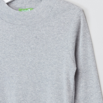 Bossini Round Neck Long Sleeves T-Shirt