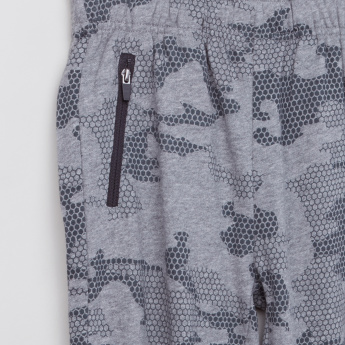 Bossini Printed Jog Pants
