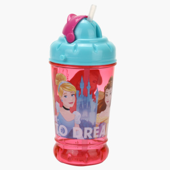 Frozen Printed Water Bottle