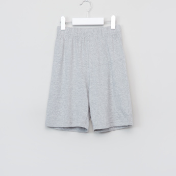 Bossini Elasticised Waistband Shorts