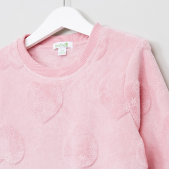 Bossini Plush Sweat Top
