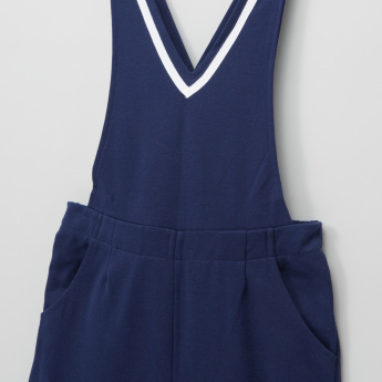 Bossini Pocket Detail Sleeveless Romper