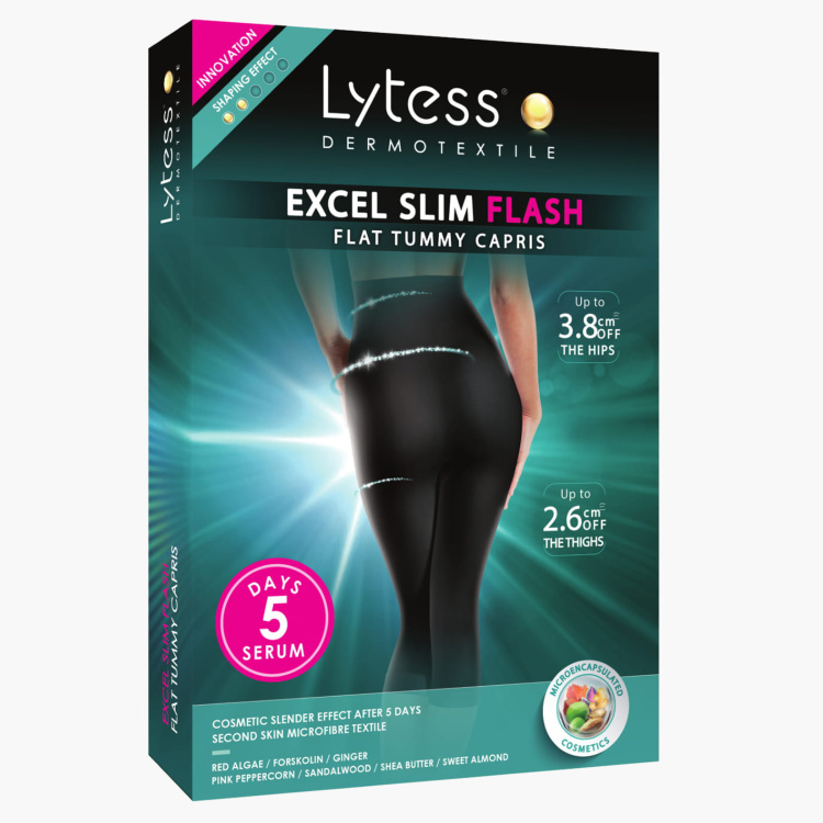 Lytess Excel Slim Flash Shapewear Capris