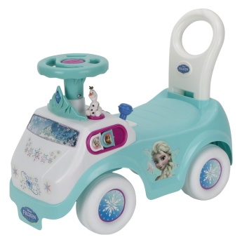 Light n Sound Elsa Activity Ride On