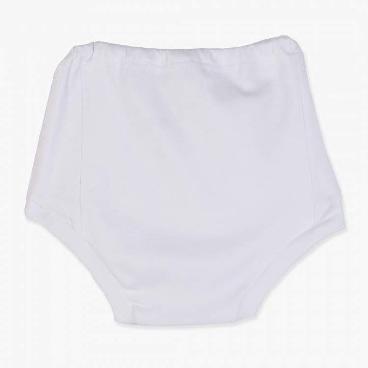 Juniors Textured Panty