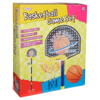 Juniors Basketball Game Set