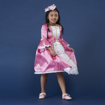 Children's Victorian Princess Costume Dress