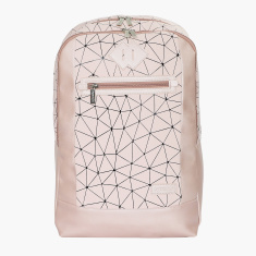Fusion Print Backpack - 18 inches
